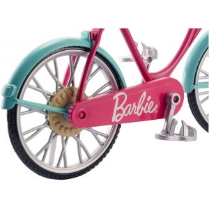 Mattel Bicyclette Barbie