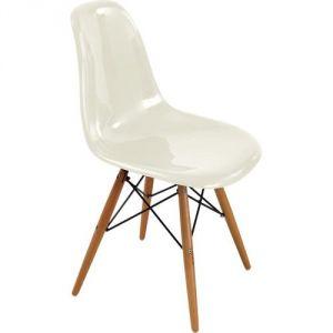 Chaise ivoire comparer 323 offres for Chaise eames dsw fibre de verre