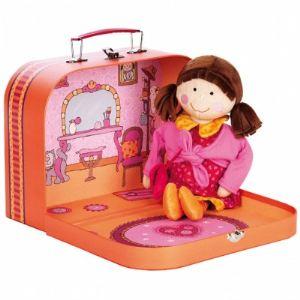 Sigikid Poupée Lara Lala dans une valise