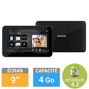 """Polaroid Diamond 9"""" 4 Go - Tablette tactile 9"""" sous Android 4.2"""