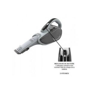 Black & Decker Dustbuster DVJ325J - Aspirateur à main 10.8 V
