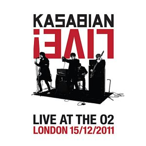 Kasabian : Live At The O2, London 15/12/2011