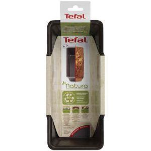 Tefal J0337301 - Moule à cake Natura 28 cm