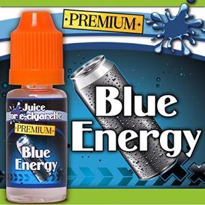 E-Liquide saveur energy drink pour cigarette électronique rechargeable (Nicotine 0) 10 ml