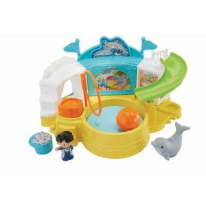 Fisher-Price Koby à l'aquarium Little People
