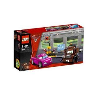 Lego 8424 - La Base des Espions