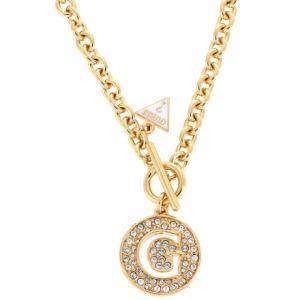 Guess UBN51487 - Collier et pendentif en métal doré