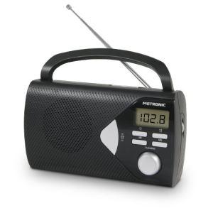 Metronic 477205 - Radio portable