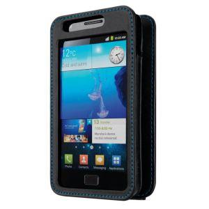 Belkin F8M130ebC00 - Etui Verve Folio pour Samsung Galaxy S2