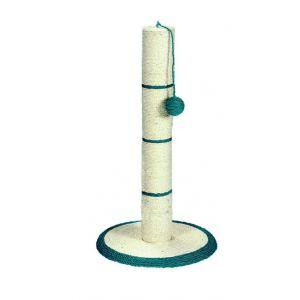 Trixie Griffoir sur socle en sisal avec balle suspendue (62 cm)