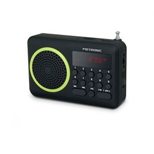 Metronic 477202 - Radio portable