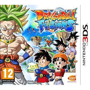 Dragon Ball Fusions sur 3DS