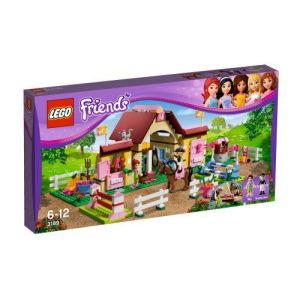 Lego 3189 - Friends : Les écuries de Heartlake City