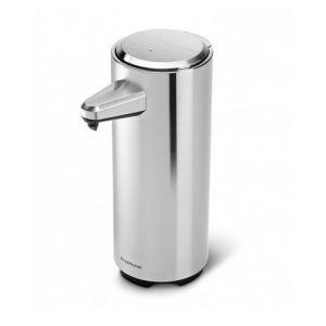 Simplehuman Distributeur de savon liquide automatique rechargeable Simple Human