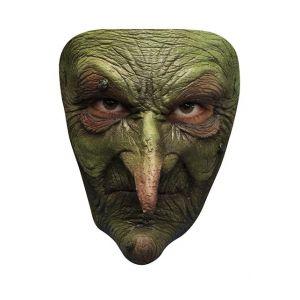 Masque vielle sorcière en latex adulte