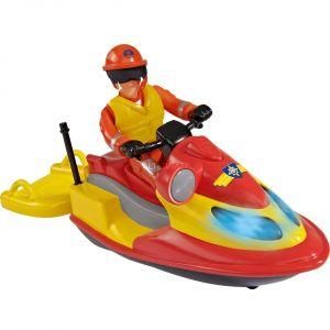 Simba Toys Jet ski Junon Sam le pompier