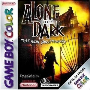 Alone in the Dark : The New Nightmare sur GB