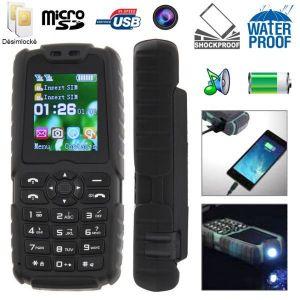 Yonis Y-tmtt1 - Téléphone mobile tout terrain