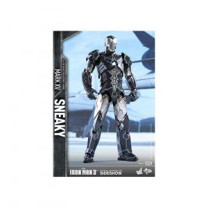 Hot Toys Figurine Marvel Iron Man 3 Iron Man Mark XV Sneaky