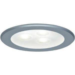 Paulmann Lot de 3 spots Led encastrables High Power 3 3 W
