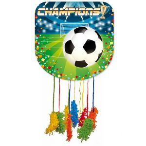 Smiffy's Piñata à tirer Football (45 cm)