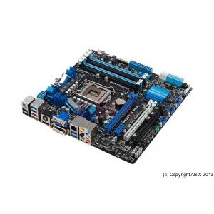 Asus P8Z77-M PRO - Carte mère Socket LGA 1155