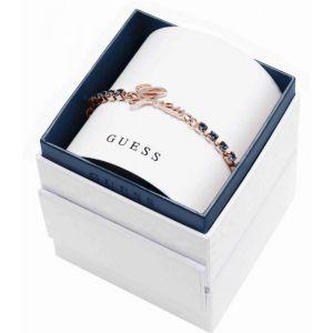 Guess UBS21505 - Bracelet en métal rosé pour femme