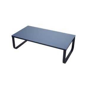 Table basse Kalisto avec plateau en verre