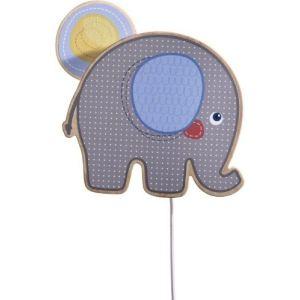 Haba 301131 - Lampe murale Egon L'éléphant