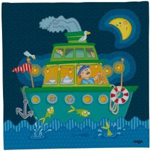 Haba 300160 - Veilleuse murale Bateau des rêves