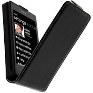 Mobilostore HCU-FLIP-520 - Étui Ultra fin pour Nokia Lumia 520