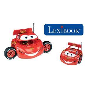 Lexibook RCD100DC - Radio lecteur CD Cars