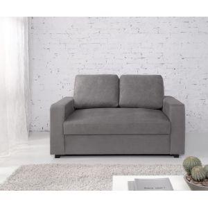 Relaxima Zang - Canapé 2 places en tissu