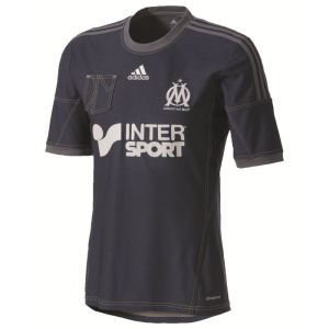 Adidas Maillot de foot Olympique de Marseille Away SR 2013 / 2014 homme