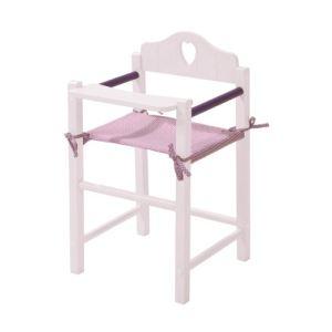chaise haute pour poupon comparer 32 offres. Black Bedroom Furniture Sets. Home Design Ideas