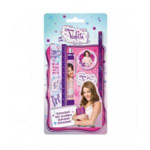 Taldec Set scolaire Violetta Disney