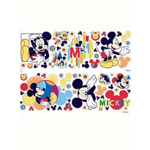 stickers mickey comparer 53 offres. Black Bedroom Furniture Sets. Home Design Ideas