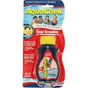 AquaChek 50 bandelettes test pour brome Red
