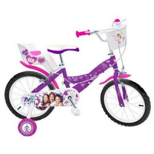 "Toimsa 587 - Vélo pour fille Violetta 16"" (5-7 ans)"