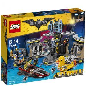 Lego 70909 - The Batman Movie : Le Cambriolage de la Batcave