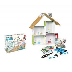 Makedo Find & Make : Maison de poupées