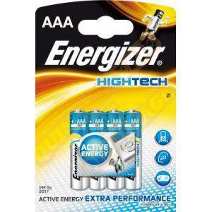 Energizer Pile AAA High Tech 8+4