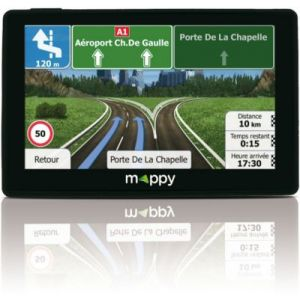 Mappy ULTI X585 Camp Europe - GPS pour camping car