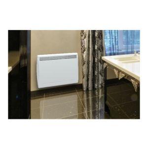 Carrera (Chauffage et Climatisation) Lola - Radiateur électrique 1500 Watts à inertie fonte LCD