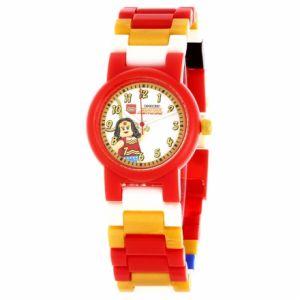 Lego 8020271 - Montre pour enfant Wonder Woman
