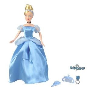 Simba Toys Poupée Princesse Cendrillon (30 cm) - Disney Princesse