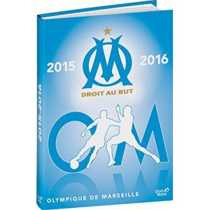 Quo Vadis 029839Q - Agenda scolaire Olympique De Marseille