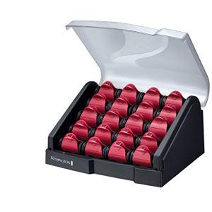 Remington H9096 - Coffret bigoudis chauffants Silk