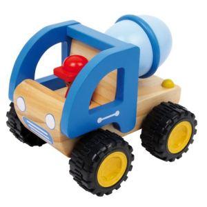 Camion toupie en bois