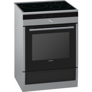 Siemens HA857540F - Cuisinière induction 3 foyers